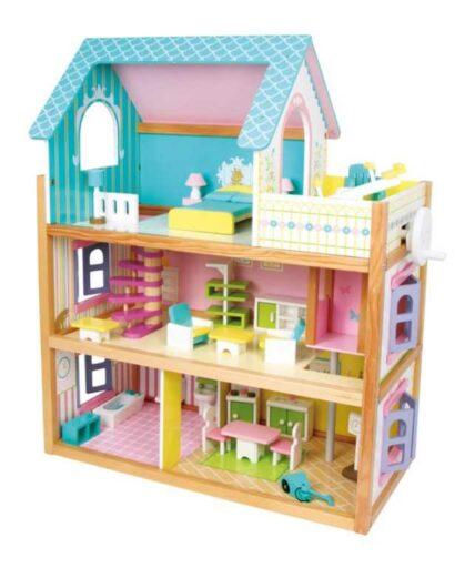 Small Foot Dřevěný domeček pro panenky Residence