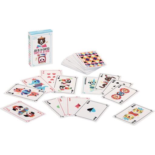 Vilac Sada hracích karet 54 ks