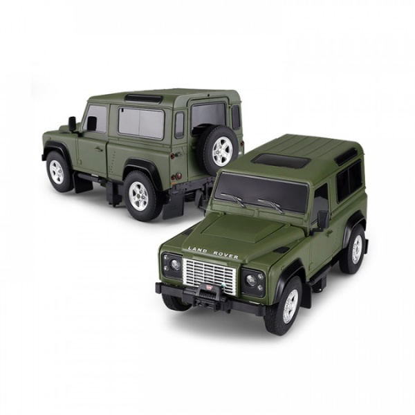 Land Rover Transformer 1:14 2.4GHz RTR - zelený