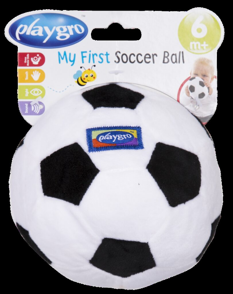 Playgro - Můj první fotbalový míček