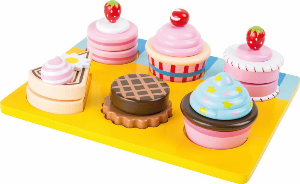 Small Foot Set sladkých dortíků