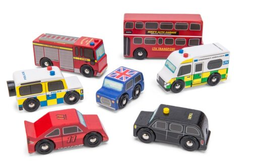 Le Toy Van Set autíček London