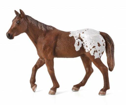 Mojo Animal Planet Appaloosa hřebec hnědý