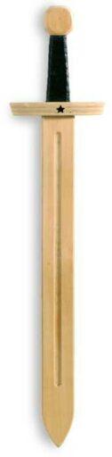Small Foot Dřevěný meč hvězdný rytíř
