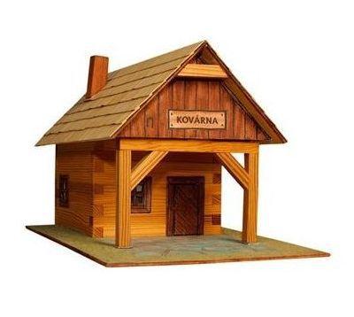 WALACHIA Kovarna 33W8 dřevěná stavebnice