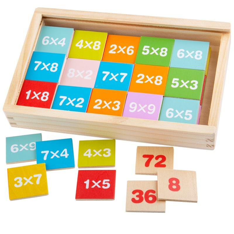 Bigjigs Toys Počítání v krabičce
