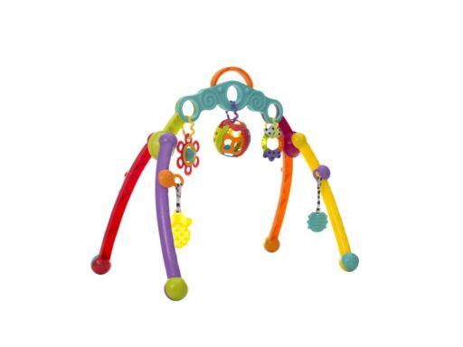 Playgro - Hrazdička se závěsnými hračkami