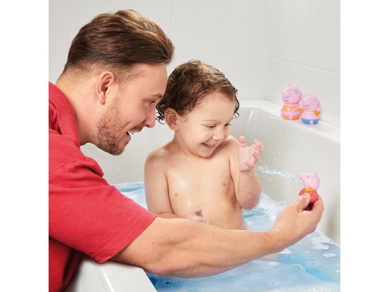 maminka a Tom - stříkající hračky do vody