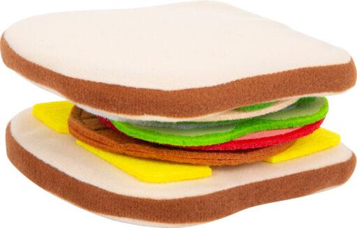 Small Foot Látkový sendvič