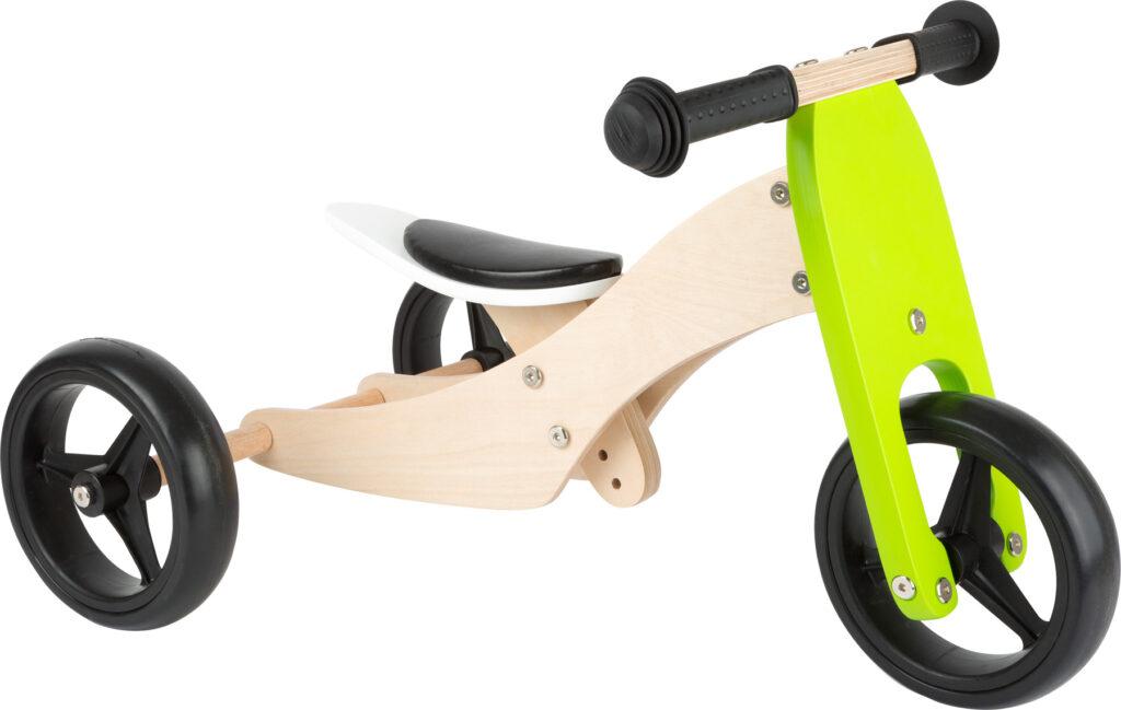 Small Foot Dřevěná tříkolka Trike 2v1