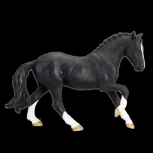 Mojo Animal Planet Hanoverský černý kůň