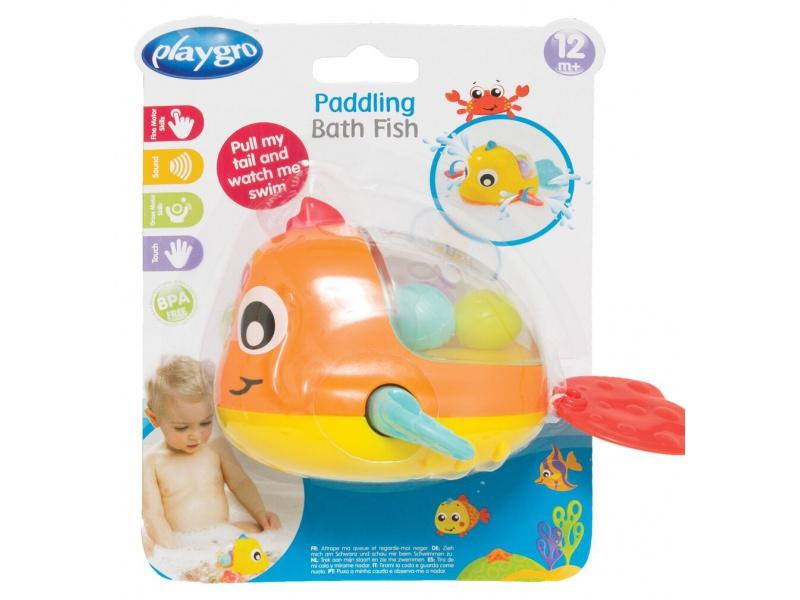 Playgro - Plavající rybička