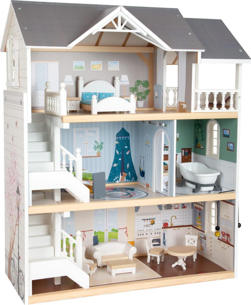 Small Foot Domeček pro panenky Městská vila