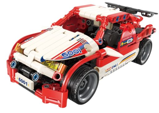 Qman Model Power 6001 Scarlet Shadow Canis
