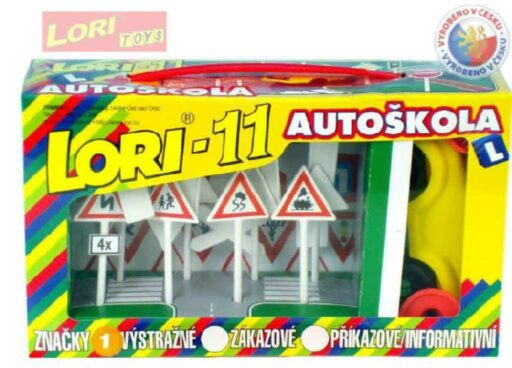 LORI 011 Značky autoškola 11