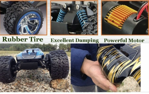 BUSTER TRUGGY PRO - 4x4 - 2