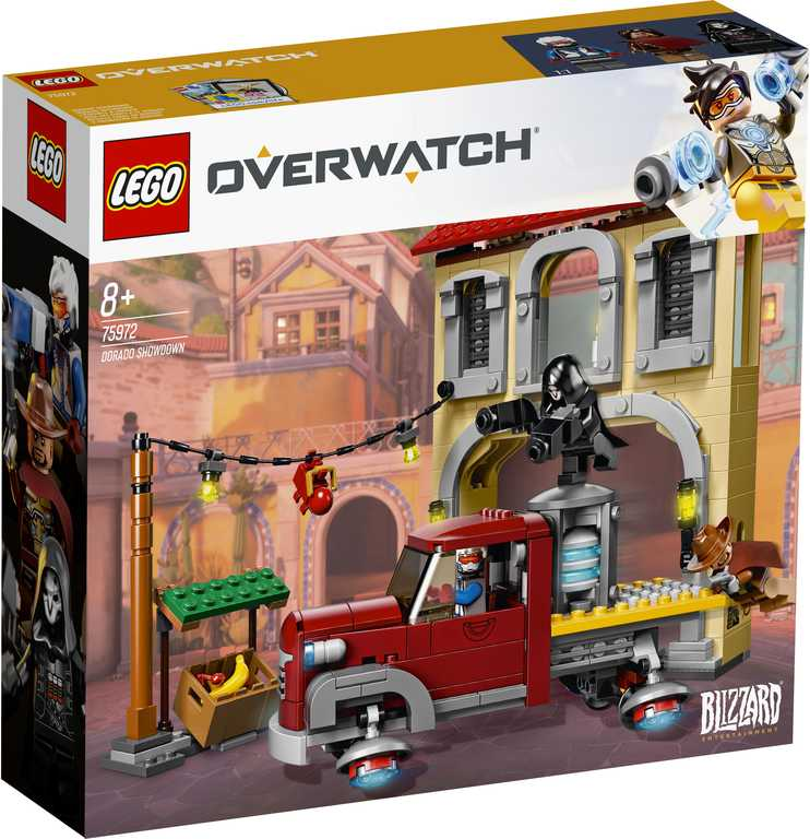 LEGO OVERWATCH Dorado Showdown 75972 STAVEBNICE