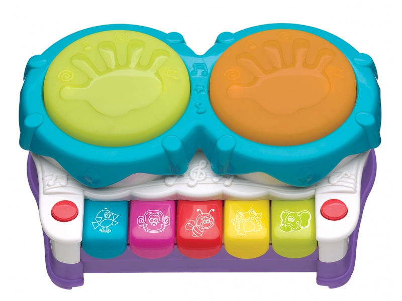 Playgro - Multfunkční piano