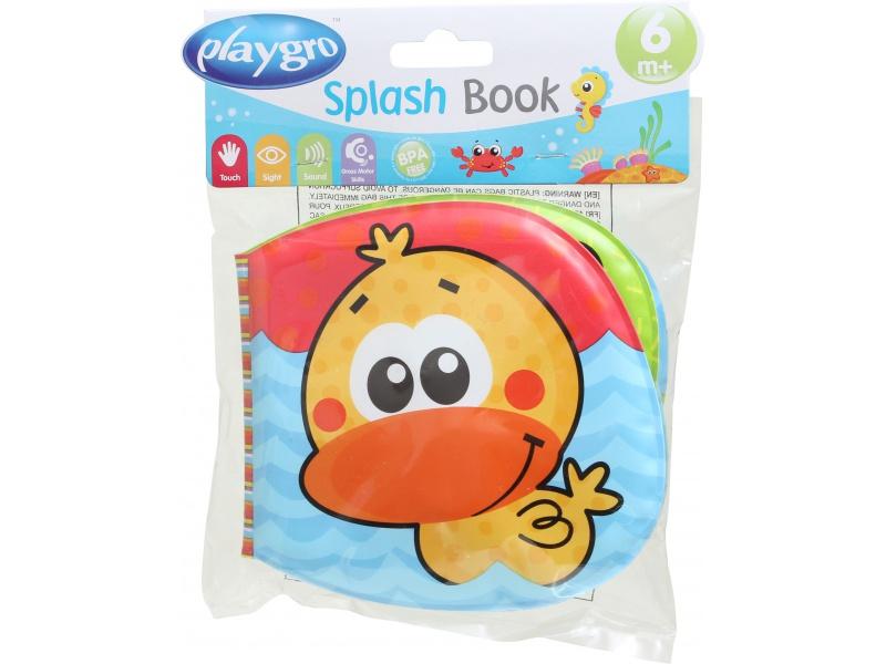 Playgro - Koupací knížka