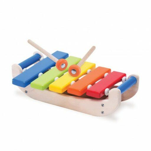 Wonderworld Dětský dřevěný xylofón