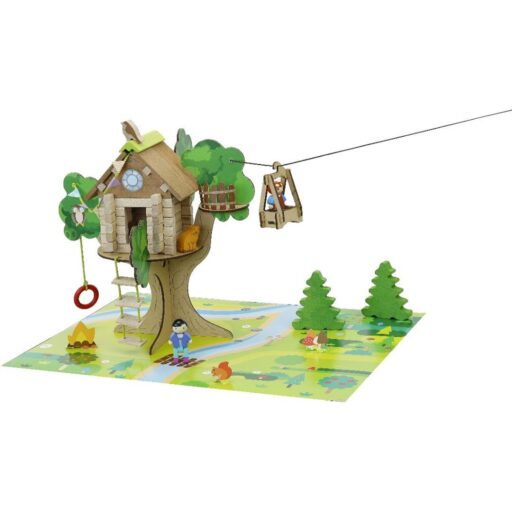 Jeujura Domeček na stromě