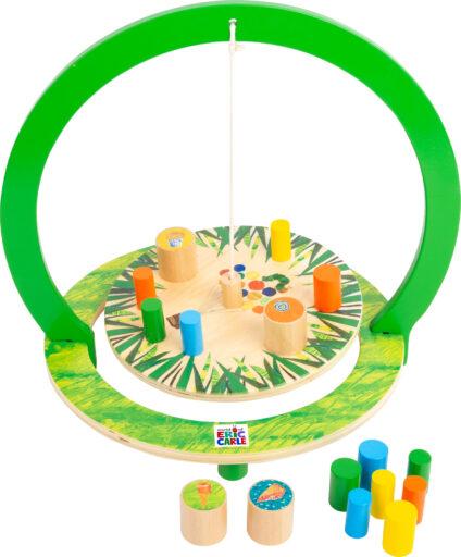 Small Foot Balanční hra Caterpillar