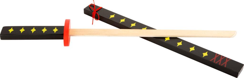 Small Foot Japonský dřevěný meč Katana