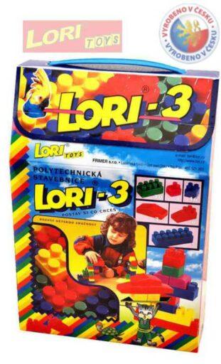 LORI 003 Stavebnice polytechnická 3