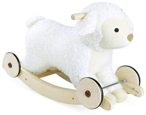Vilac 2v1 houpací ovečka a odrážedlo