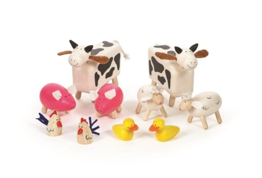 Tidlo Farmářská zvířata