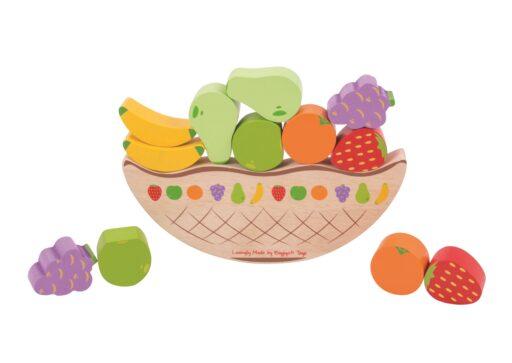 Bigjigs Toys Balanční hra Ovoce