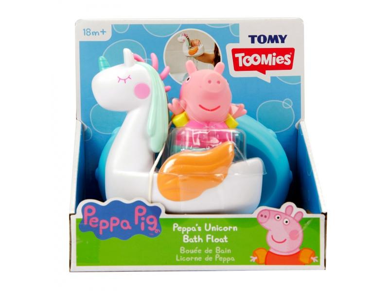 TOOMIES - Prasátko Peppa s jednorožcem