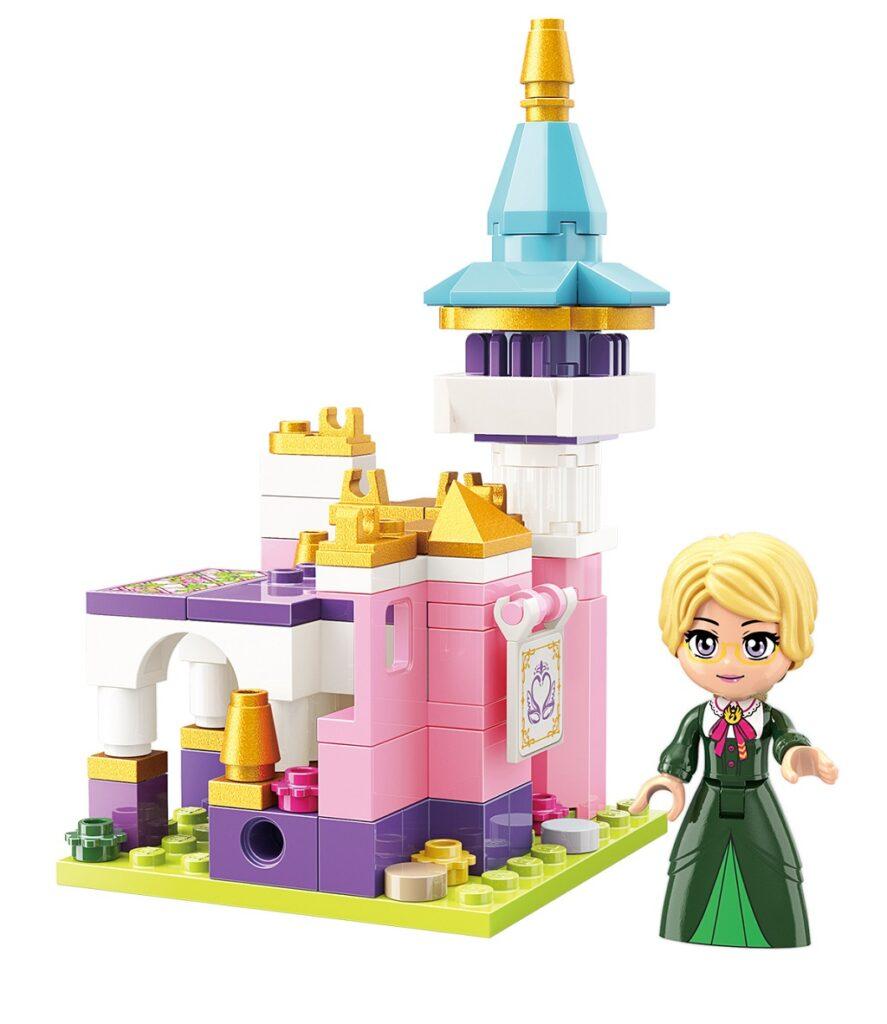Qman Princess Leah 261302 Tajné zákoutí