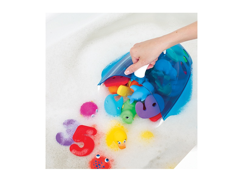 Munchkin - Nádoba na hračky do vody