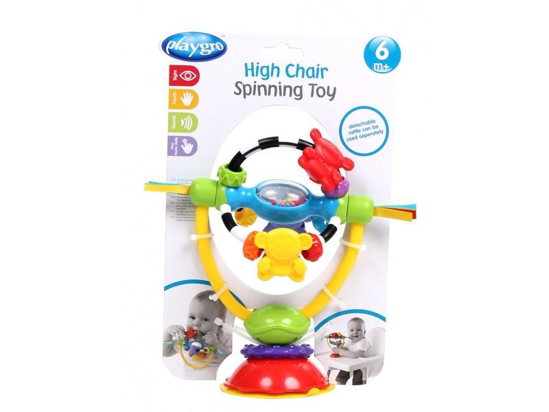 Playgro - Otočná hračka s přísavkou