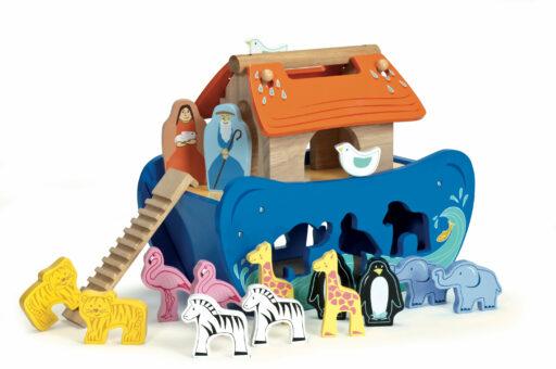 Le Toy Van Vkládačka Noemova archa