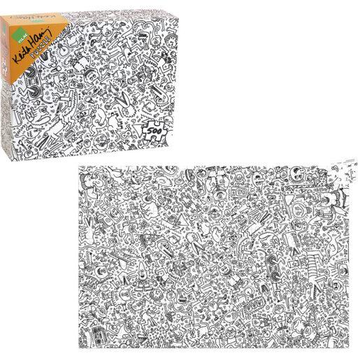 Vilac Puzzle Keith Haring 500 dílků
