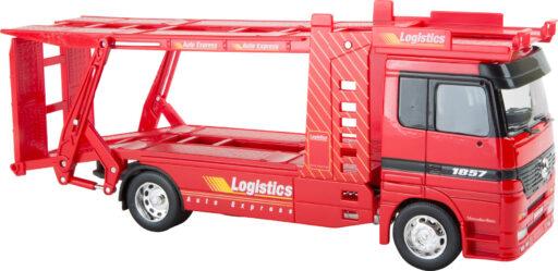 Small Foot Model nakladače Mercedes Benz autotransporter