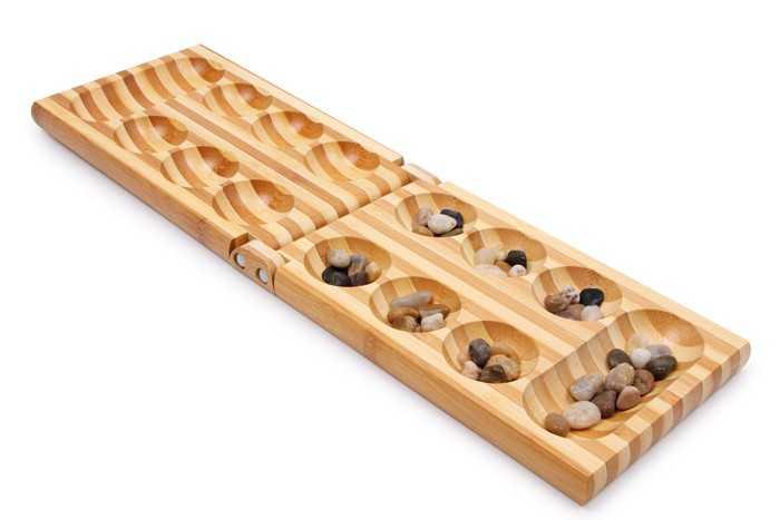 Small Foot Dřevěné hry Kalaha