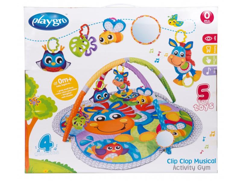 Playgro - Hrací podložka Oslík