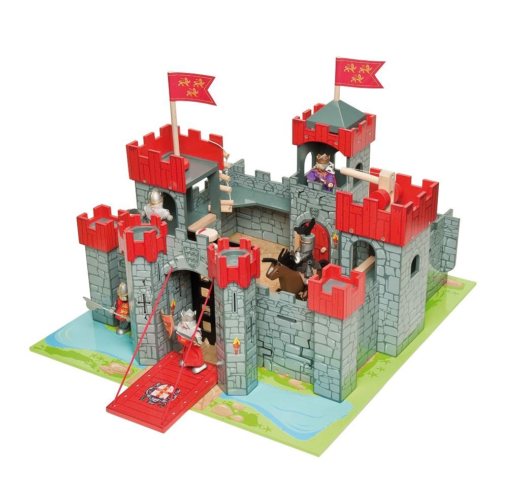 Le Toy Van Hrad Lionheart