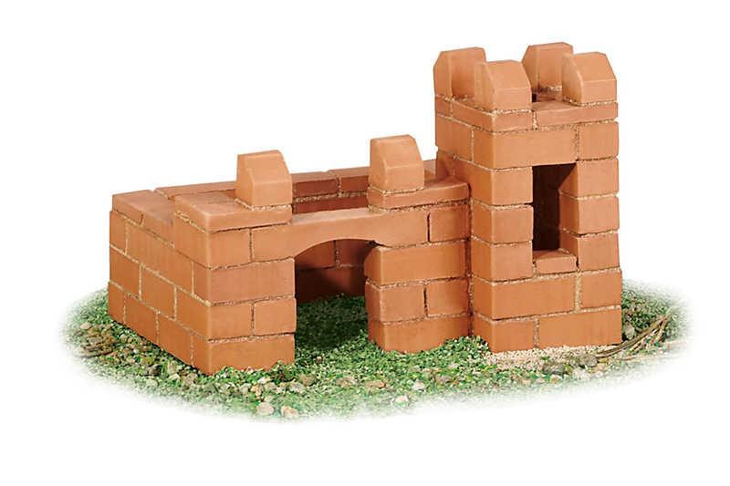 TEIFOC Pevnost Margarit 4000 *Stavebnice cihly s maltou*