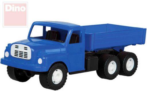 DINO Tatra T148 klasické nákladní auto na písek 30cm modrá valník plast