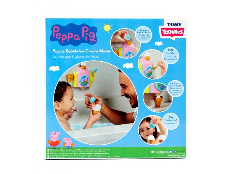 TOOMIES - Výrobník pěnových kornoutů Peppa Pig