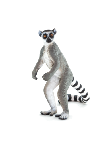 Mojo Animal Planet Lemur kata