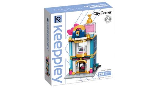 Qman City Corner C0110 Módní butik