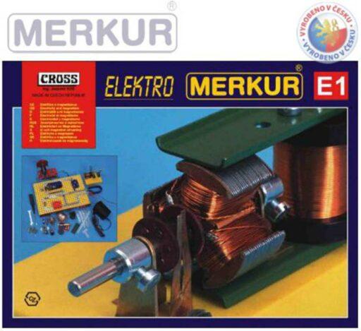 MERKUR E1 Elektřina