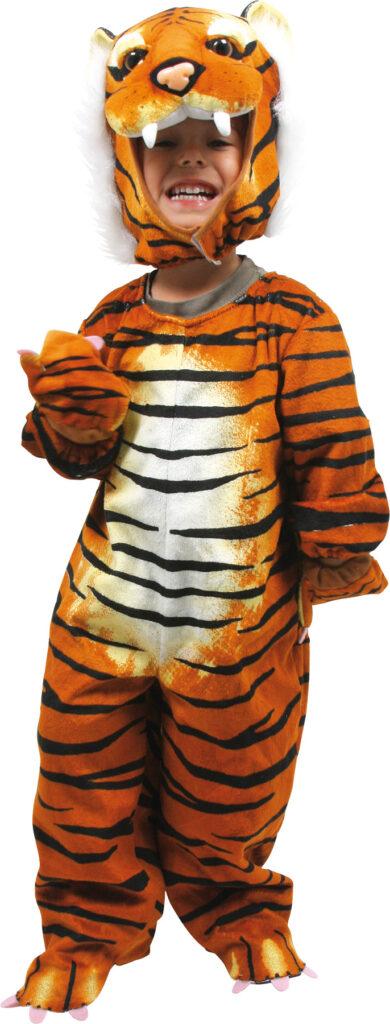Small Foot Kostým hnědý tygr