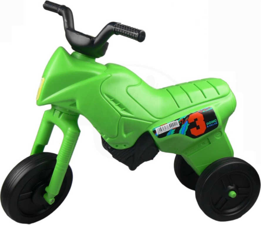 MAD Odrážedlo dětské odstrkovadlo ENDURO plastová motorka velká
