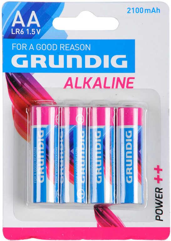 Baterie AAA alkalická mikrotužková LR03 1